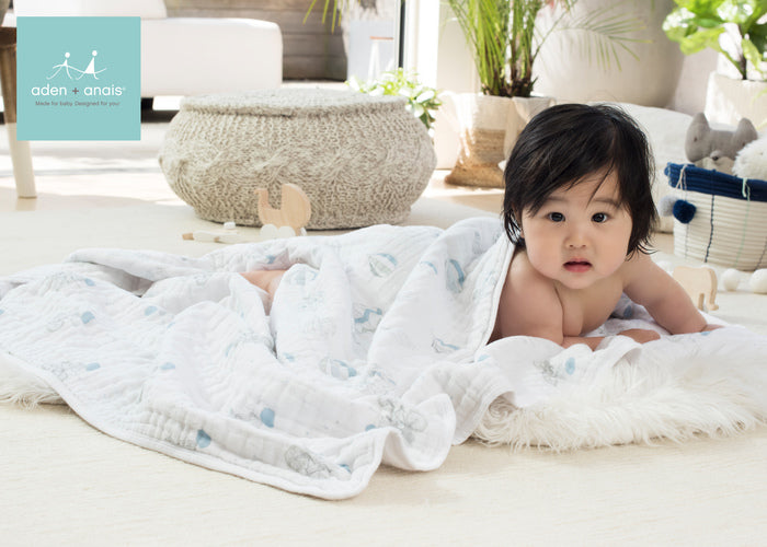 Aden + Anais Classic Dream Blanket Lifestyle