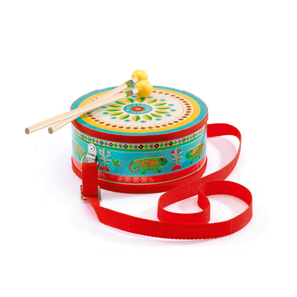 Djeco Animambo Hand Drum musical instrument the baby service