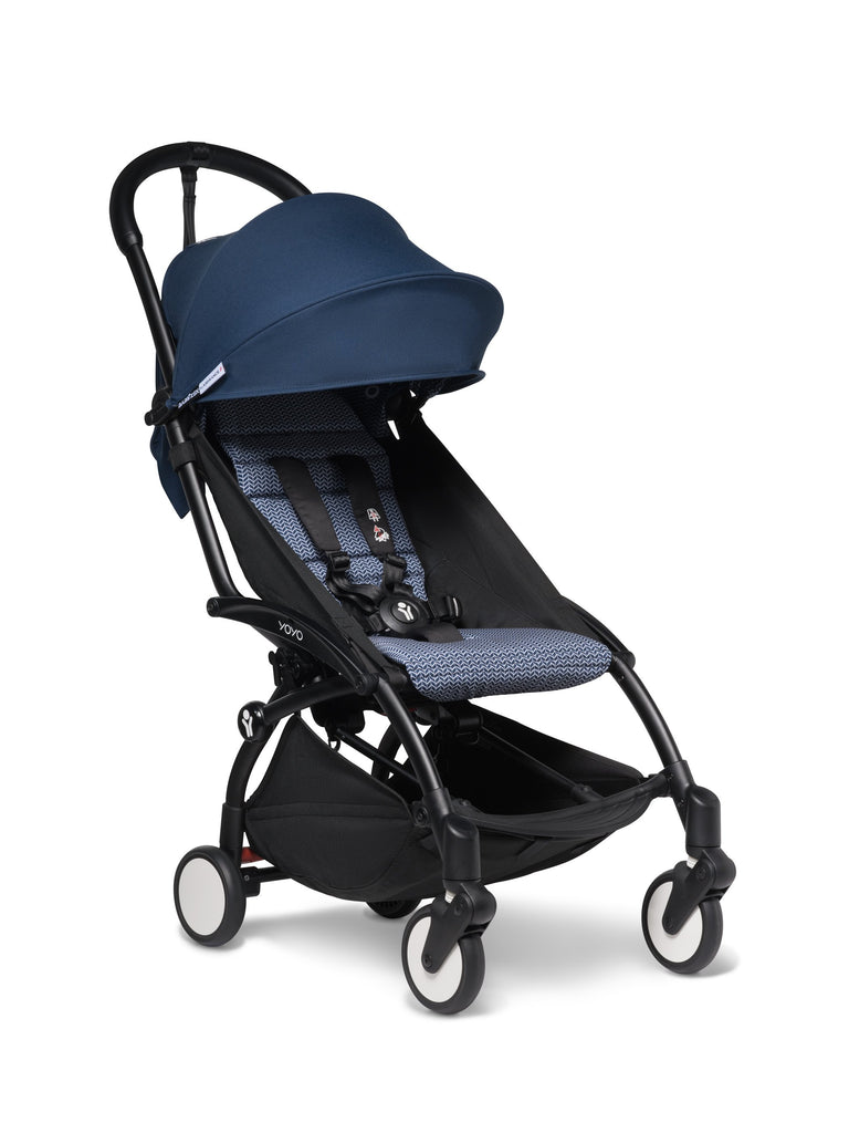 BABYZEN YOYO² Complete Stroller - Air France Blue - 6 Months - The Baby Service