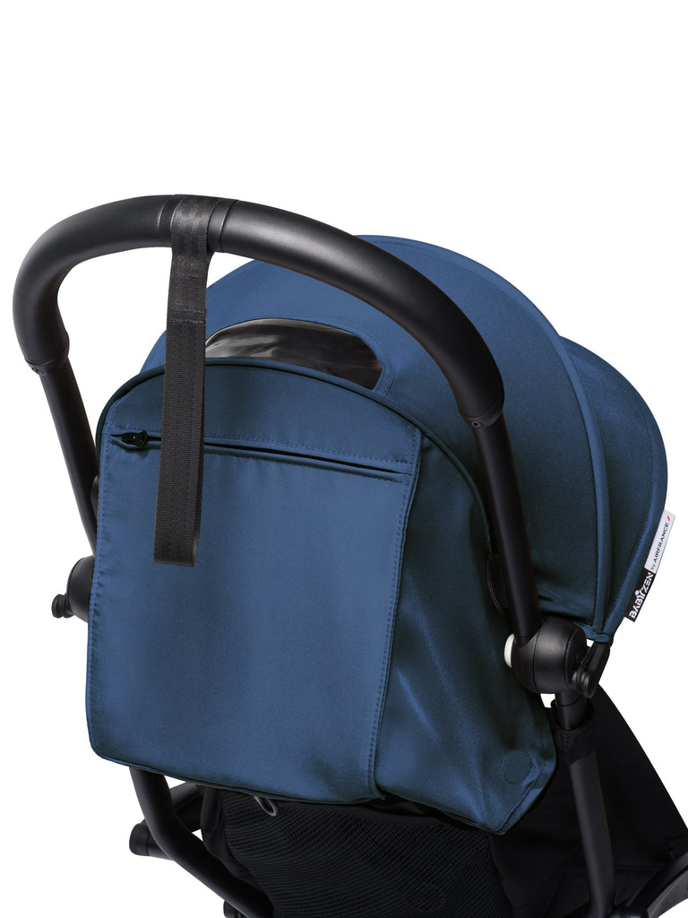BABYZEN YOYO² Complete Stroller - Air France Blue - The Baby Service - Travel