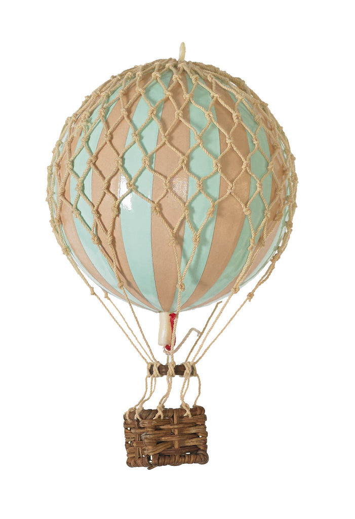Authentic Models Floating The Skies Hot Air Balloon - Small Nursery Inspiration Ideas