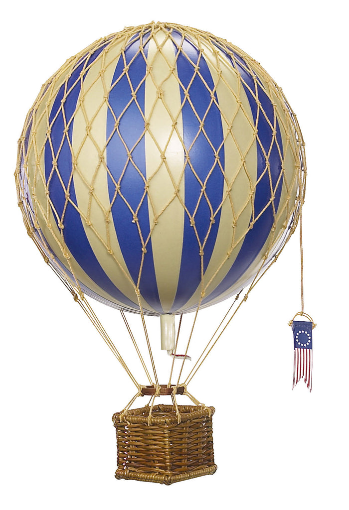 Blue Authentic Models Travels Light Hot Air Balloon - Medium