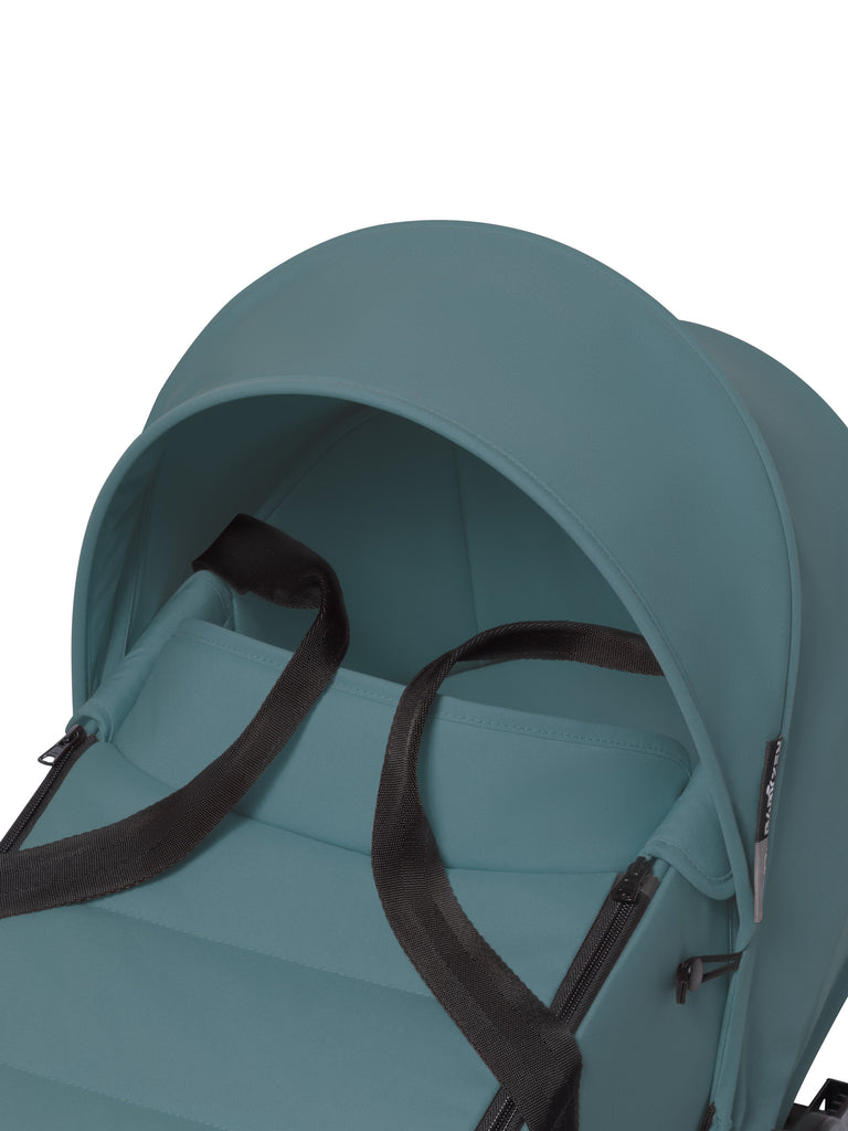 BABYZEN YOYO Bassinet - Aqua - The Baby Service - Close Up