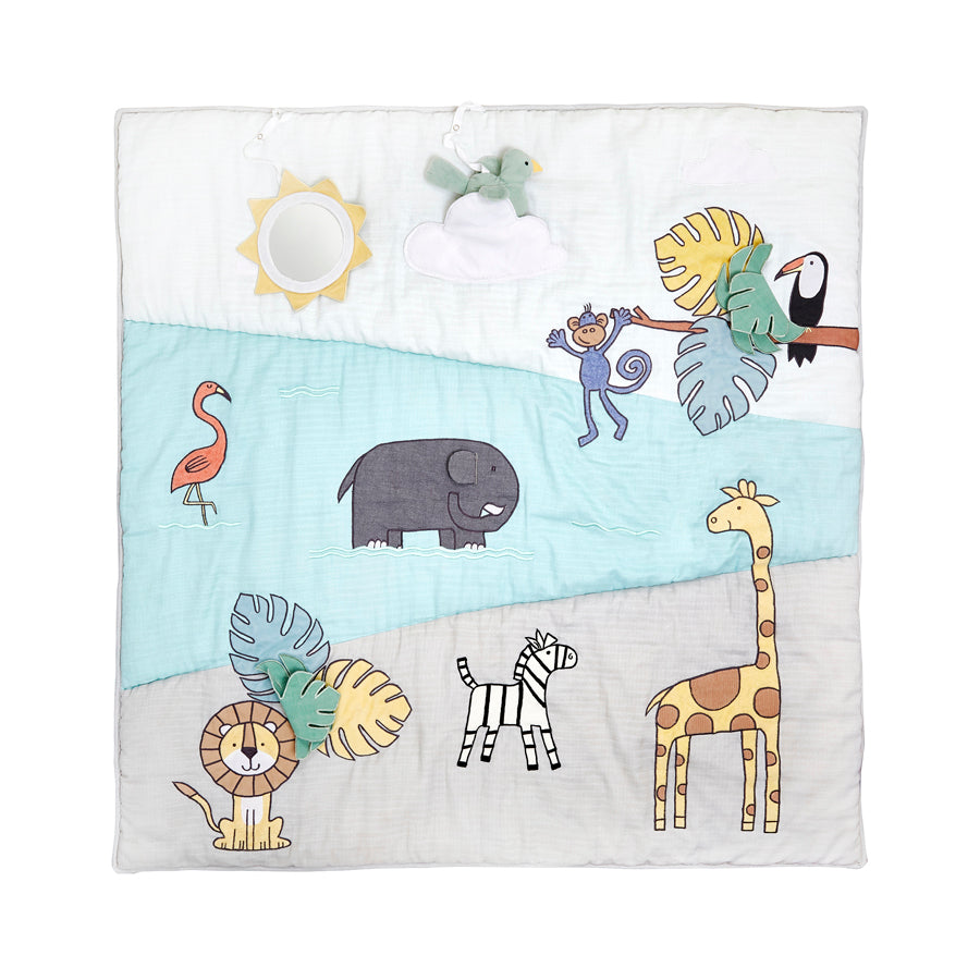 Aden + Anais Baby Bonding Playmat - The Baby Service