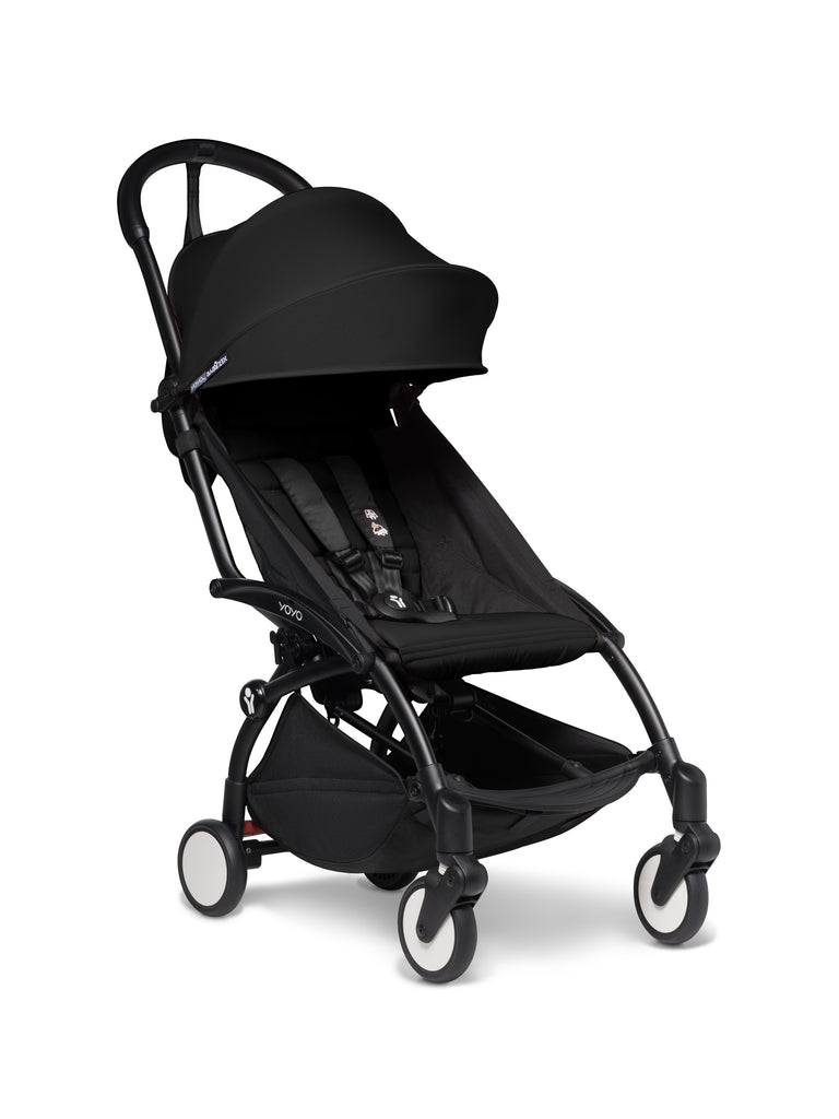 BABYZEN YOYO² Stroller - Black - Pushchairs - The Baby Service