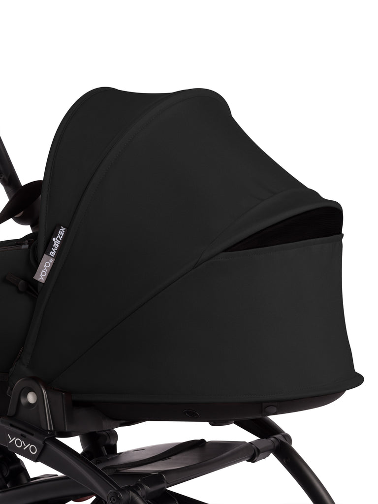 BABYZEN YOYO Bassinet - Black - The Baby Service - Pushchair