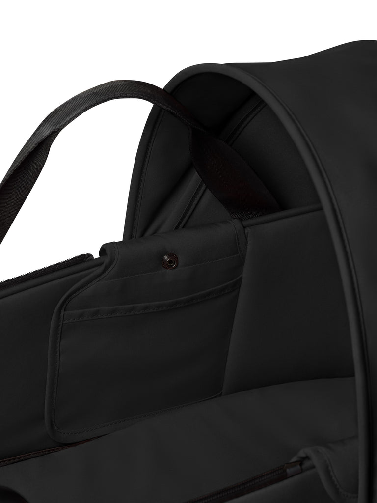 BABYZEN YOYO Bassinet - Black - The Baby Service