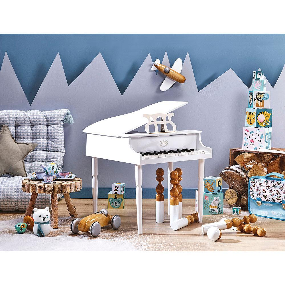 Mini Grand Baby Piano by Vilac - Lifestyle - The Baby Service