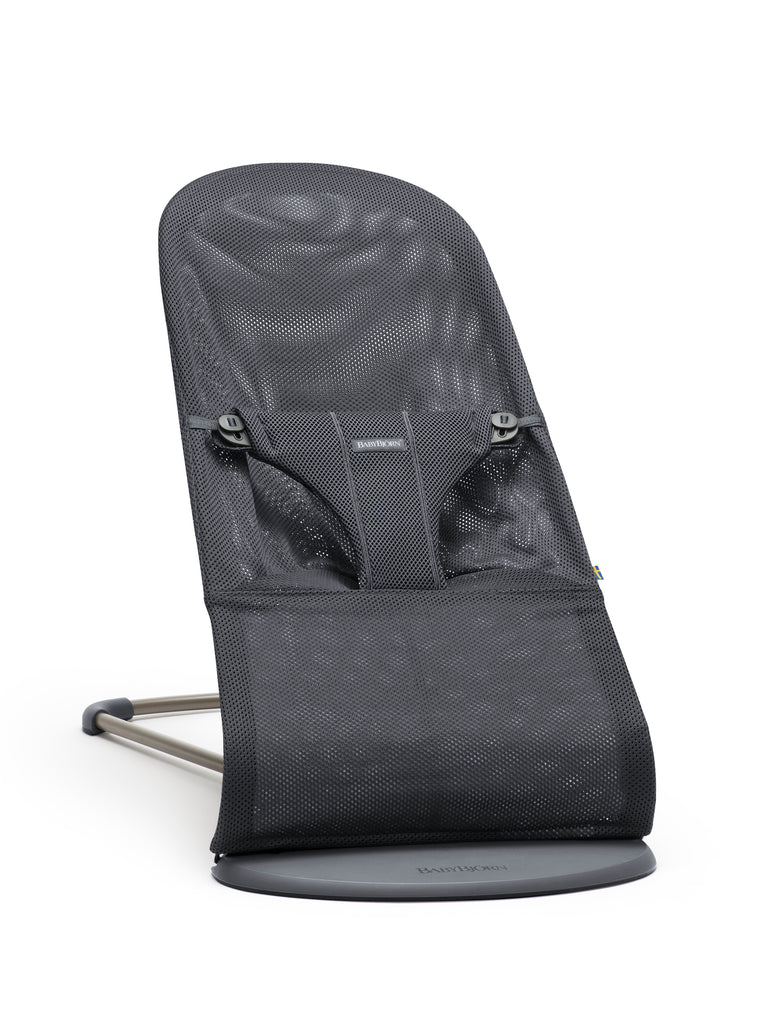 BabyBjorn Bouncer Bliss Mesh - Anthracite - The Baby Service