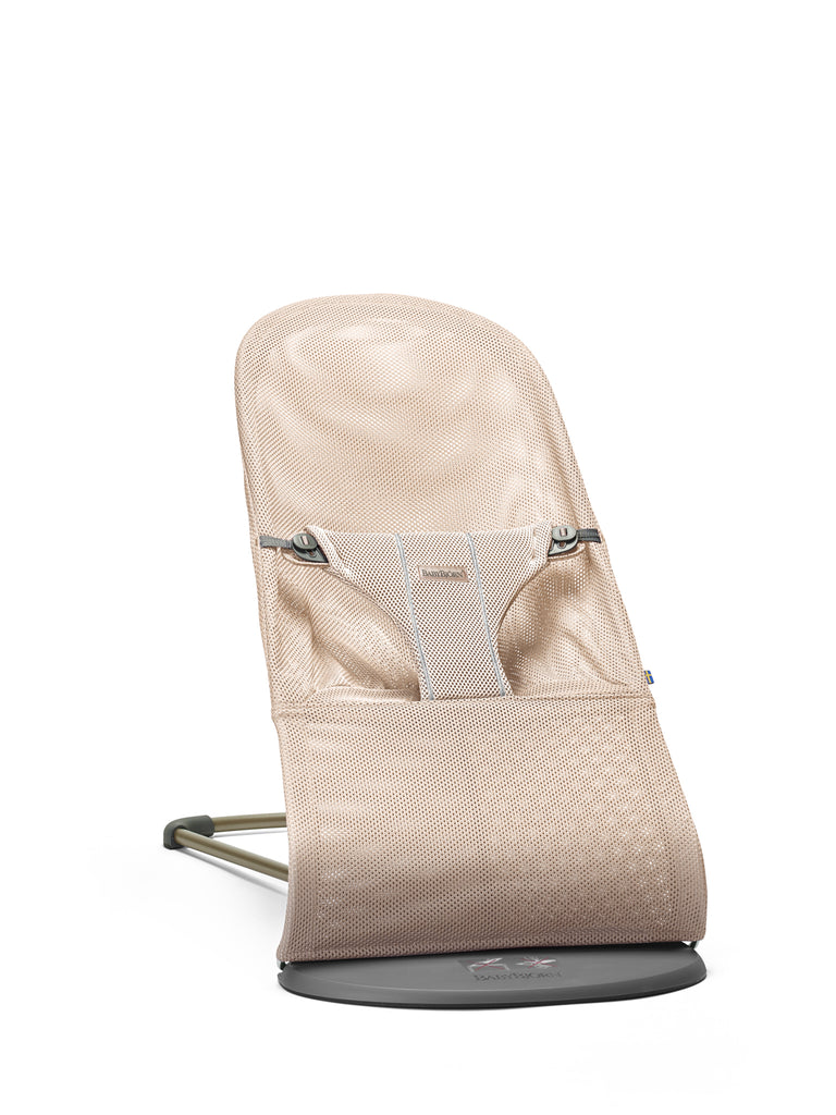 BabyBjorn Bouncer Bliss Mesh - Pearly Pink - The Baby Service