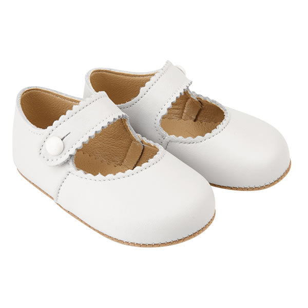 Early Days Pre Walkers New Born Baby Wedding Smart Outfit Shoes