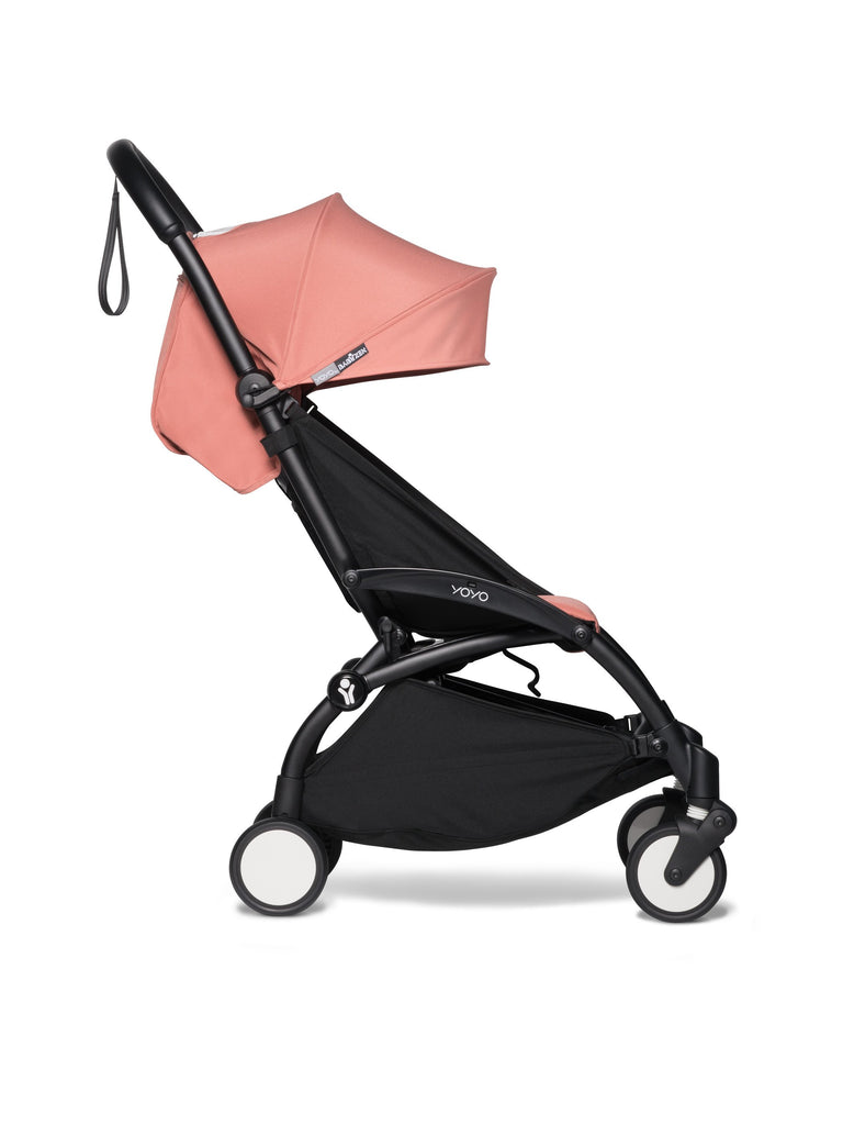 BABYZEN YOYO² Complete Stroller - Ginger - Side View - The Baby Service