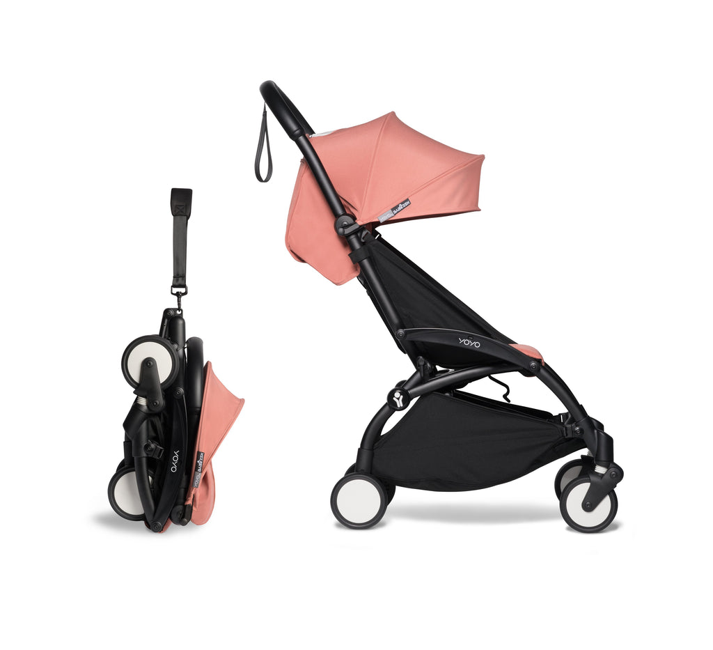 BABYZEN YOYO² Complete Stroller - Ginger - Side by Side - The Baby Service