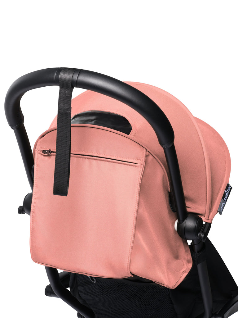 BABYZEN YOYO² Complete Stroller - Ginger - Shopping Bag - The Baby Service