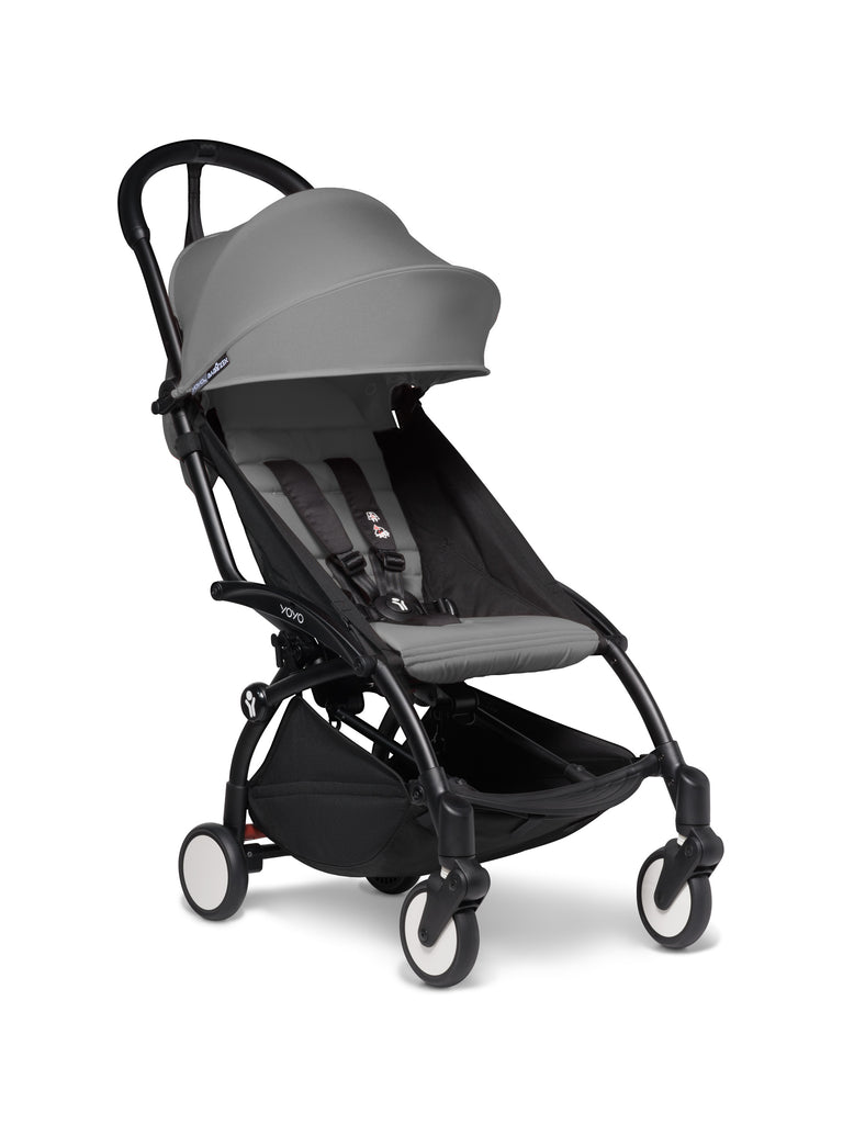 BABYZEN YOYO² Stroller - Grey - Pushchair - The Baby Service