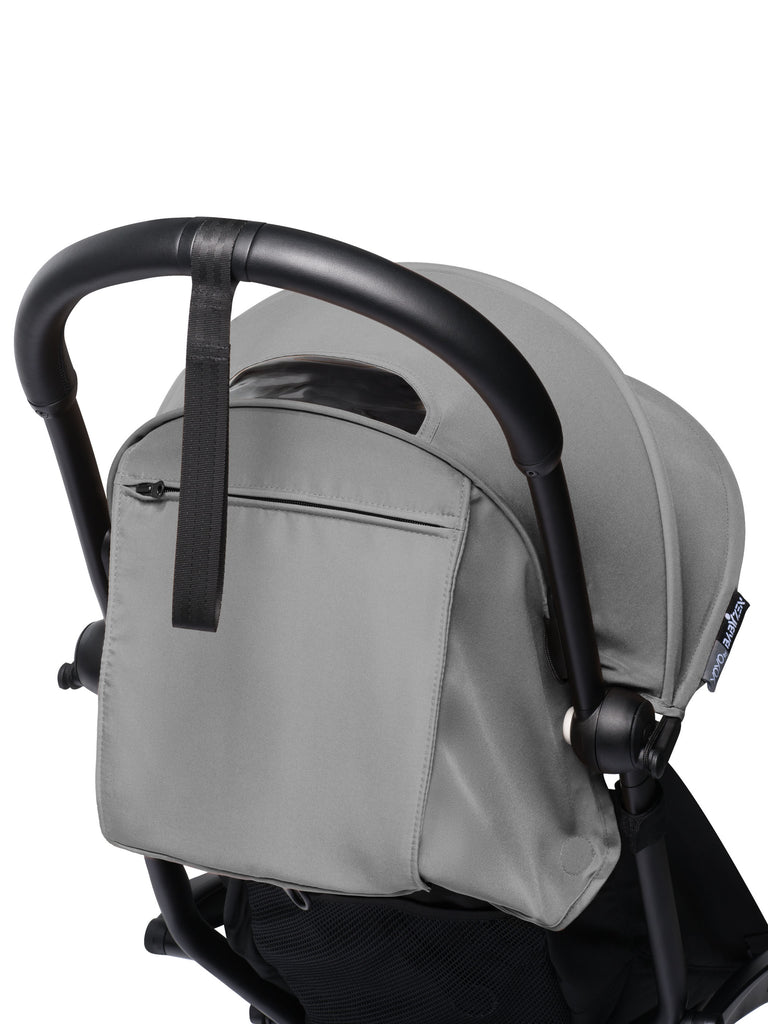 BABYZEN YOYO² Stroller - Grey - Pushchair - The Baby Service - Close Up 6+