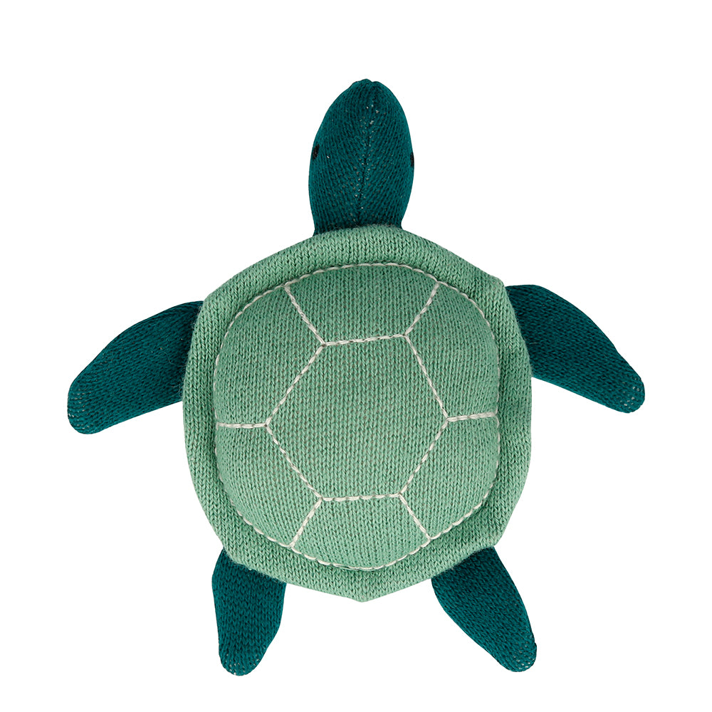 Meri Meri Sea Turtle Baby Rattle - The Baby Service