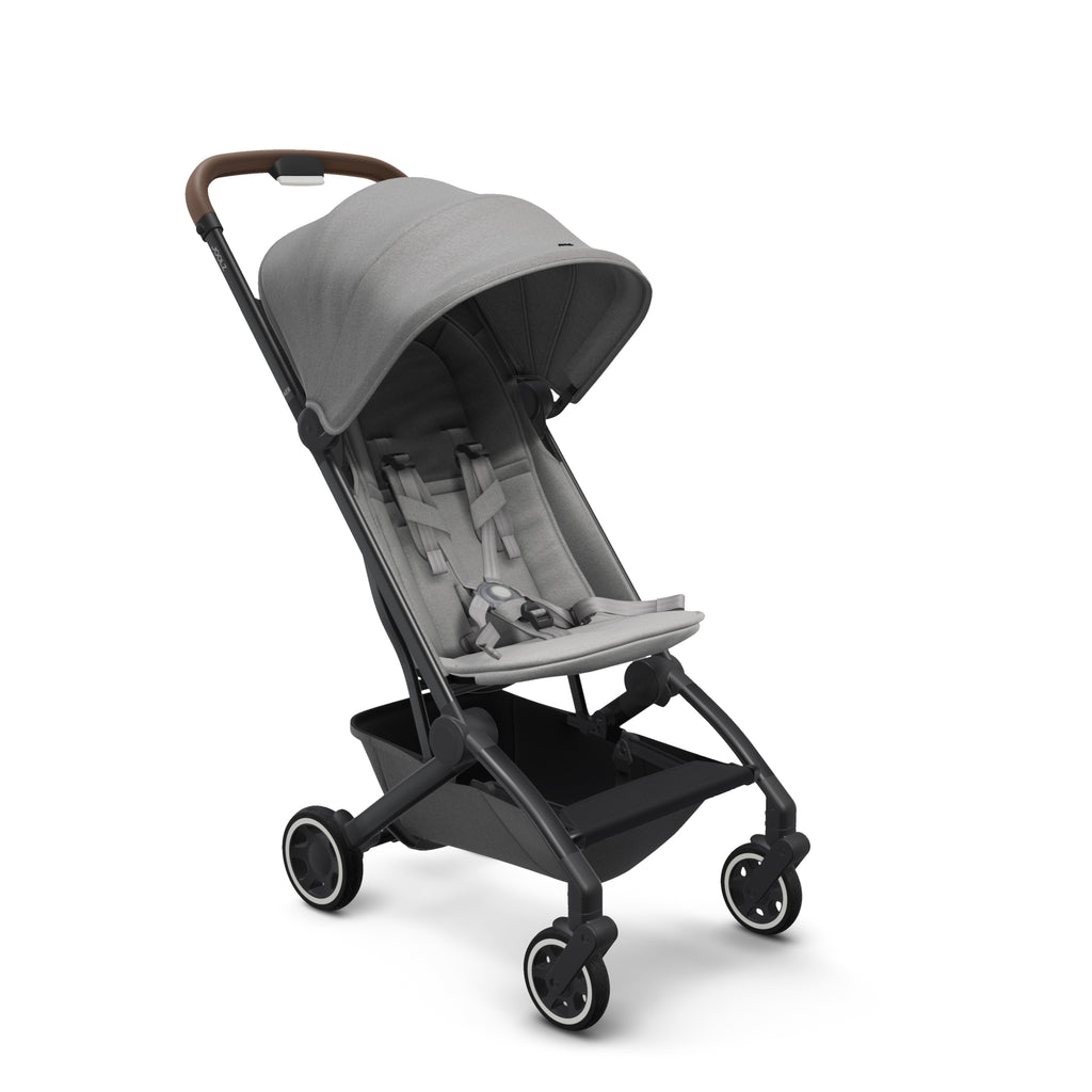 Joolz Aer Pushchair - Delightful Grey - Travel Buggy - The Baby Service