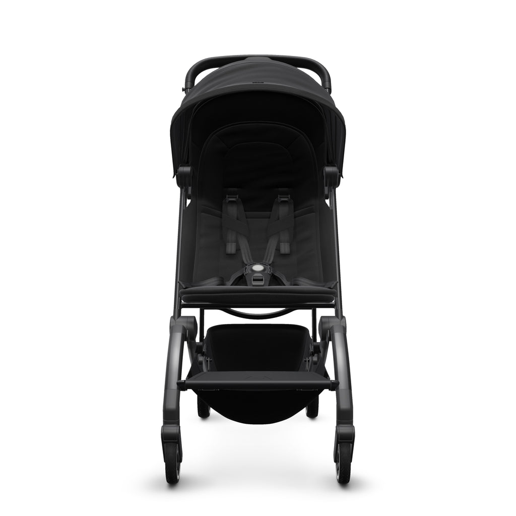 Joolz Aer Pushchair - Refined Black - The Baby Service