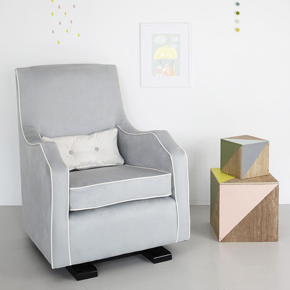 Olli Ella Mo-Ma Glider - Dove - Nursing Chair - The Baby Service - Lifestyle - The Baby Service