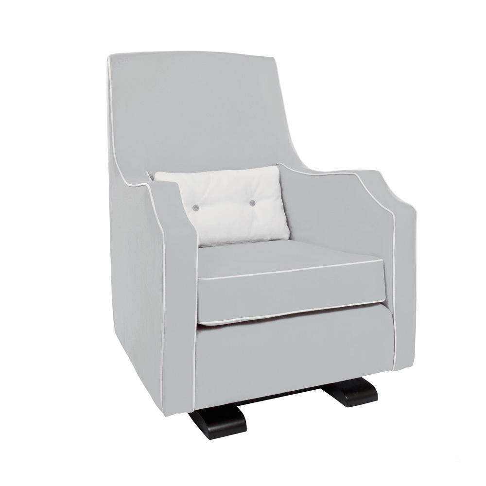 Olli Ella Mo-Ma Glider - Dove - Nursing Chair - The Baby Service - Luxury Furniture