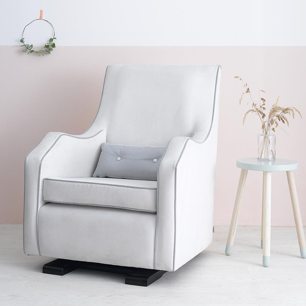 Olli Ella Mo-Ma Glider - Snow - The Baby Service - Nursing Chair