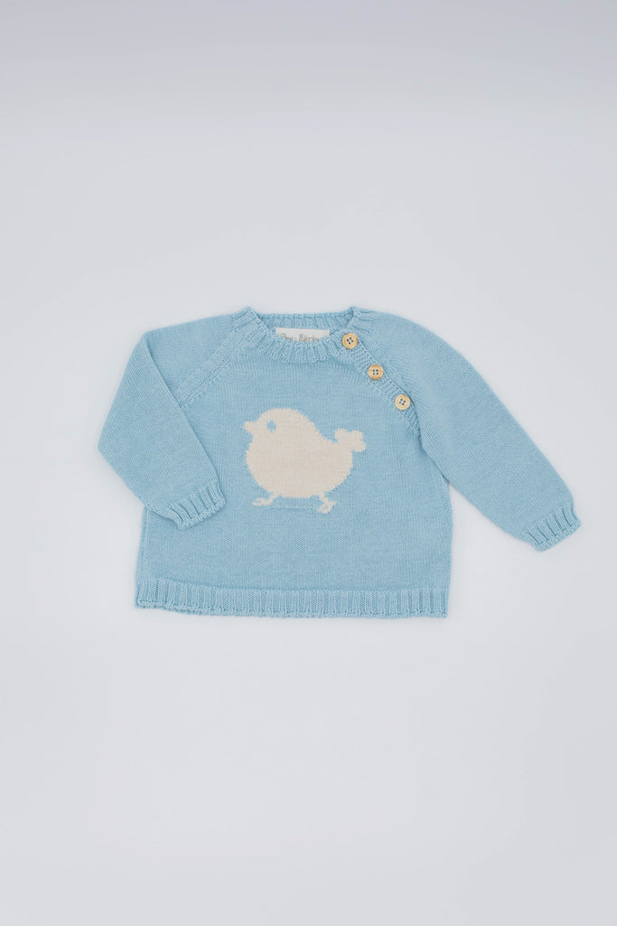 Fina Ejerique - Organic Cotton Chick Jumper - The Baby Service