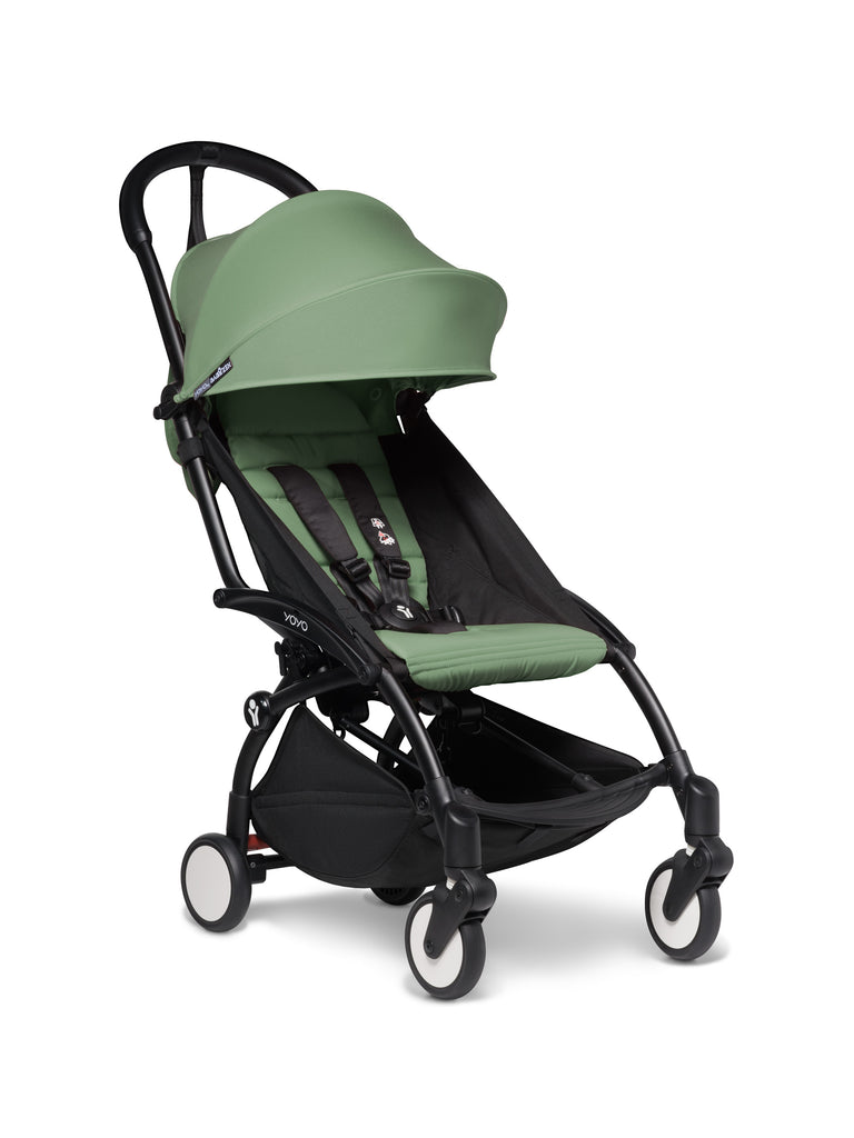 BABYZEN YOYO² Stroller - Peppermint - Travel Pushchair - The Baby Service