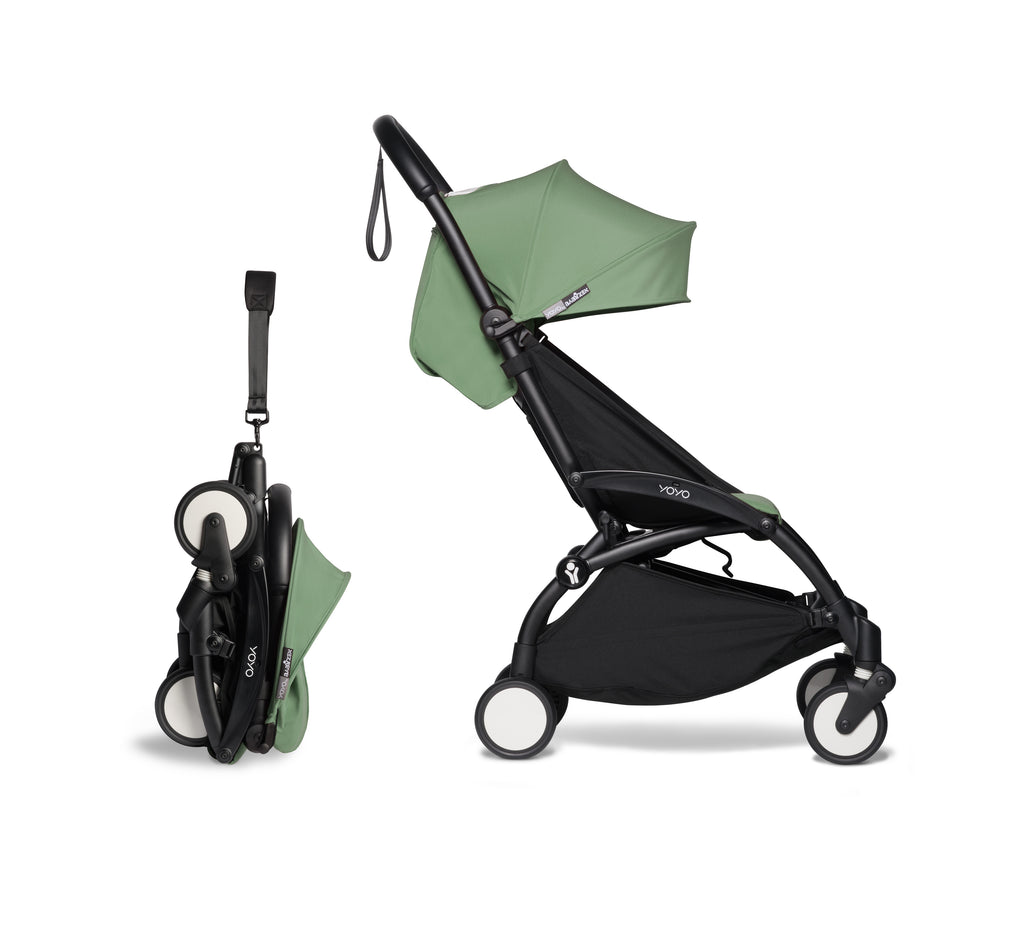 BABYZEN YOYO² Stroller - Peppermint - Travel Pushchair - The Baby Service - 6+