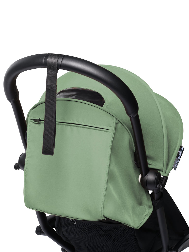 BABYZEN YOYO² Stroller - Peppermint - Travel Pushchair - The Baby Service - Shopping Basket