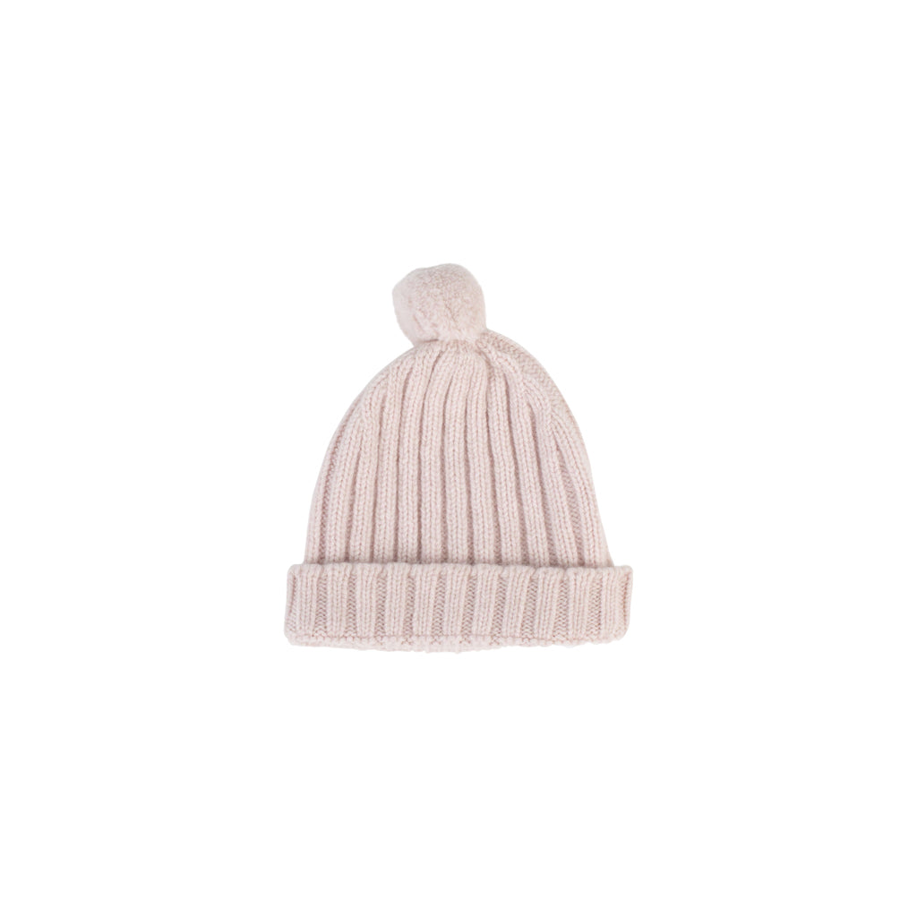 Wedoble - Pom Pom Hat Soft Pink