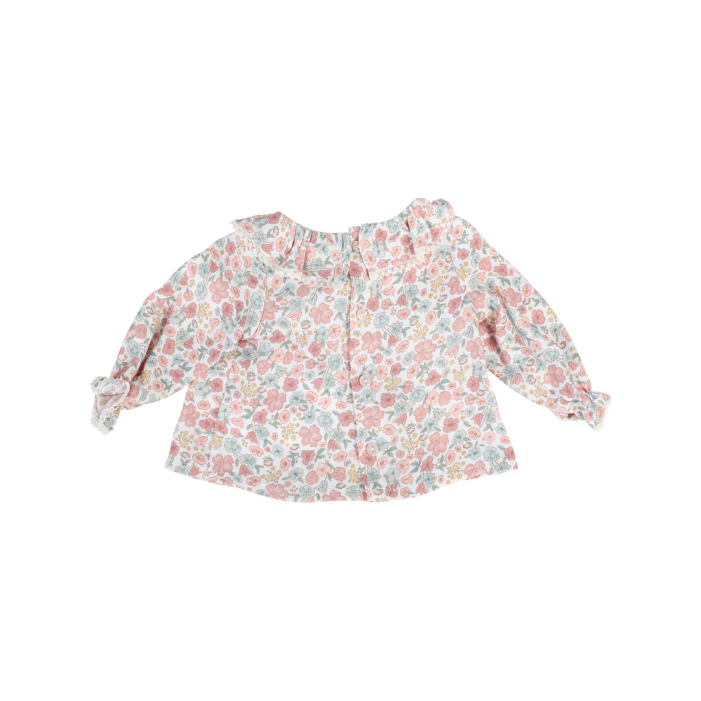 Fina Ejerique - Girls Floral Blouse