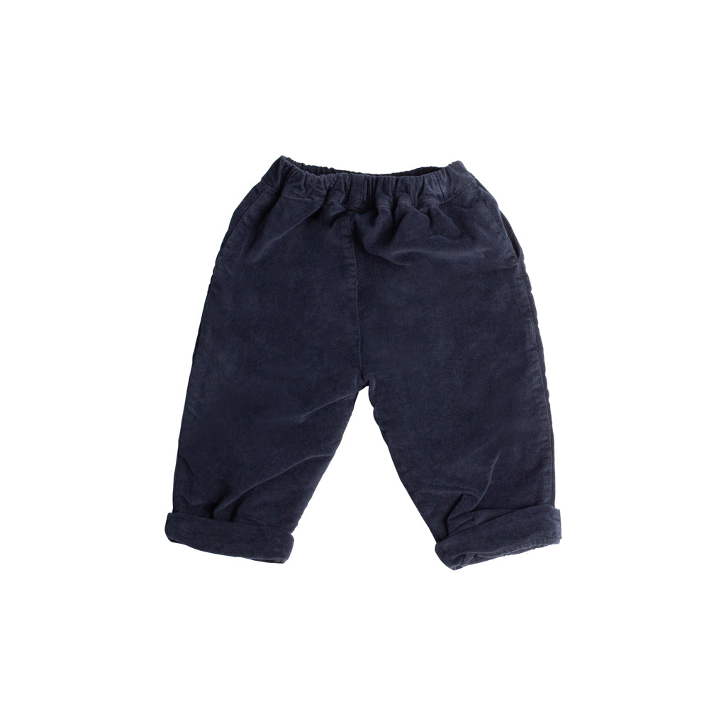 Wedoble - Navy Blue Trousers