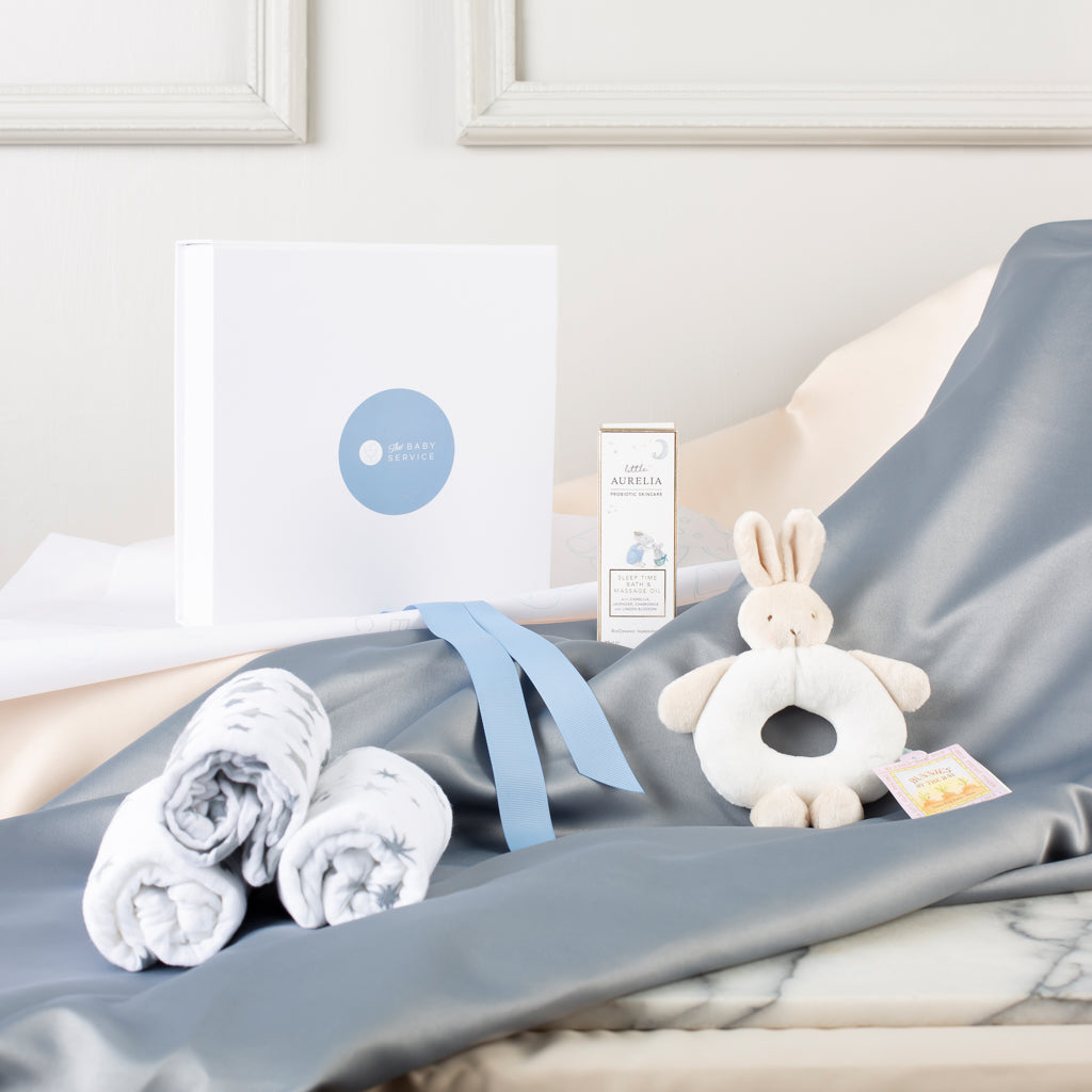 Essential Newborn Baby Gift Set Ideas - Hampers - The Baby Service