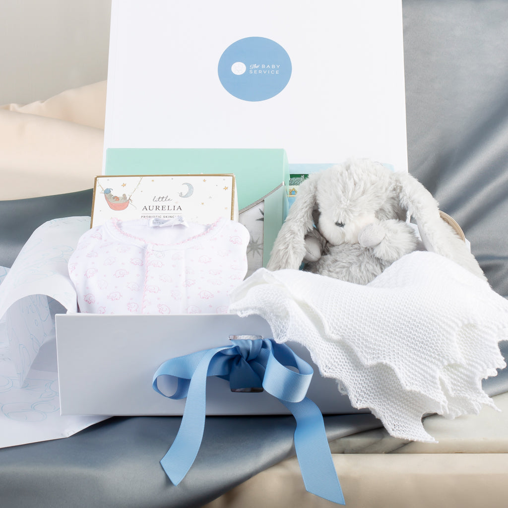 Newborn Large Baby Girl Gift Set