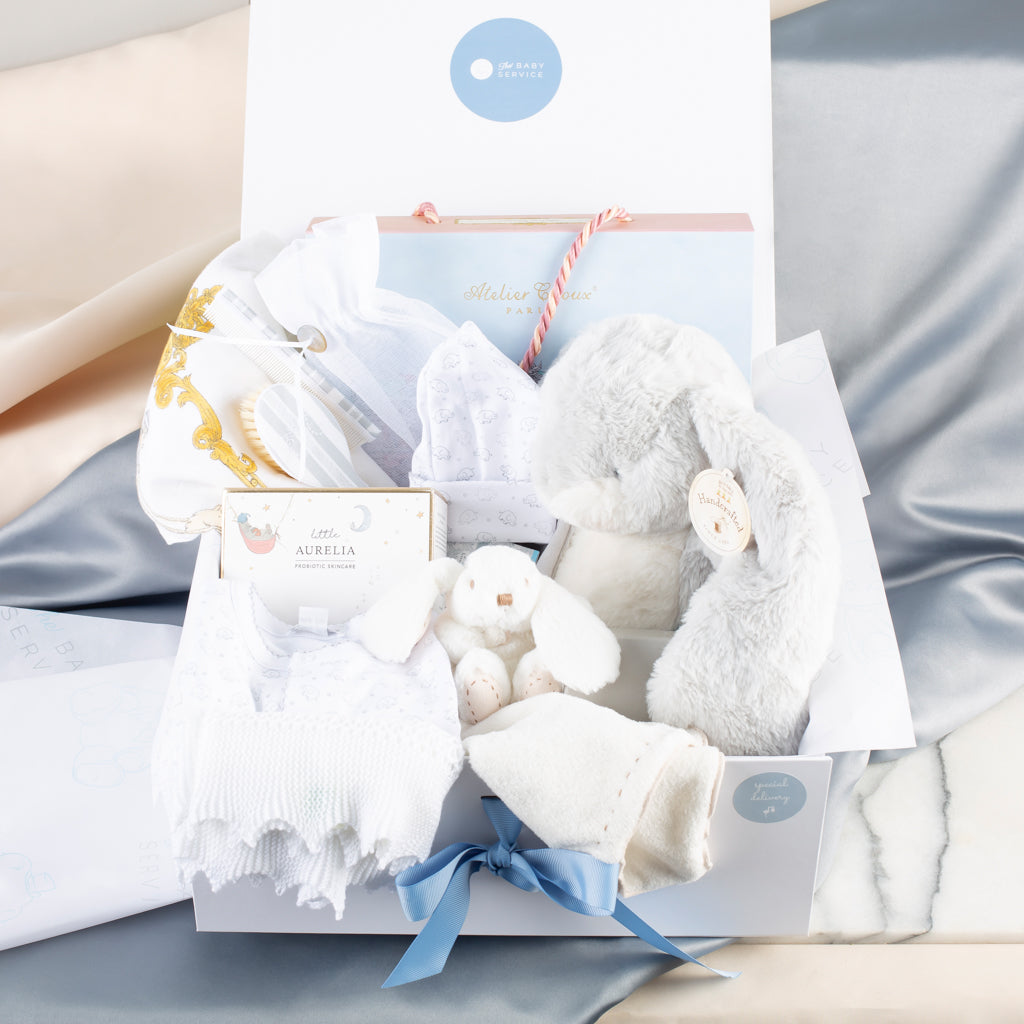 Luxury Baby Gift Box Hamper Set - The Baby Service