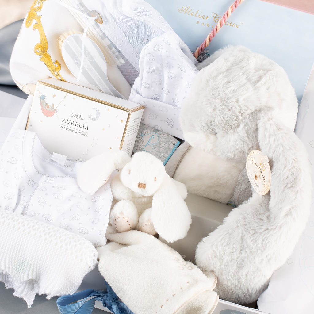 Luxury Baby Gift Box - Newborn Hampers - The Baby Service