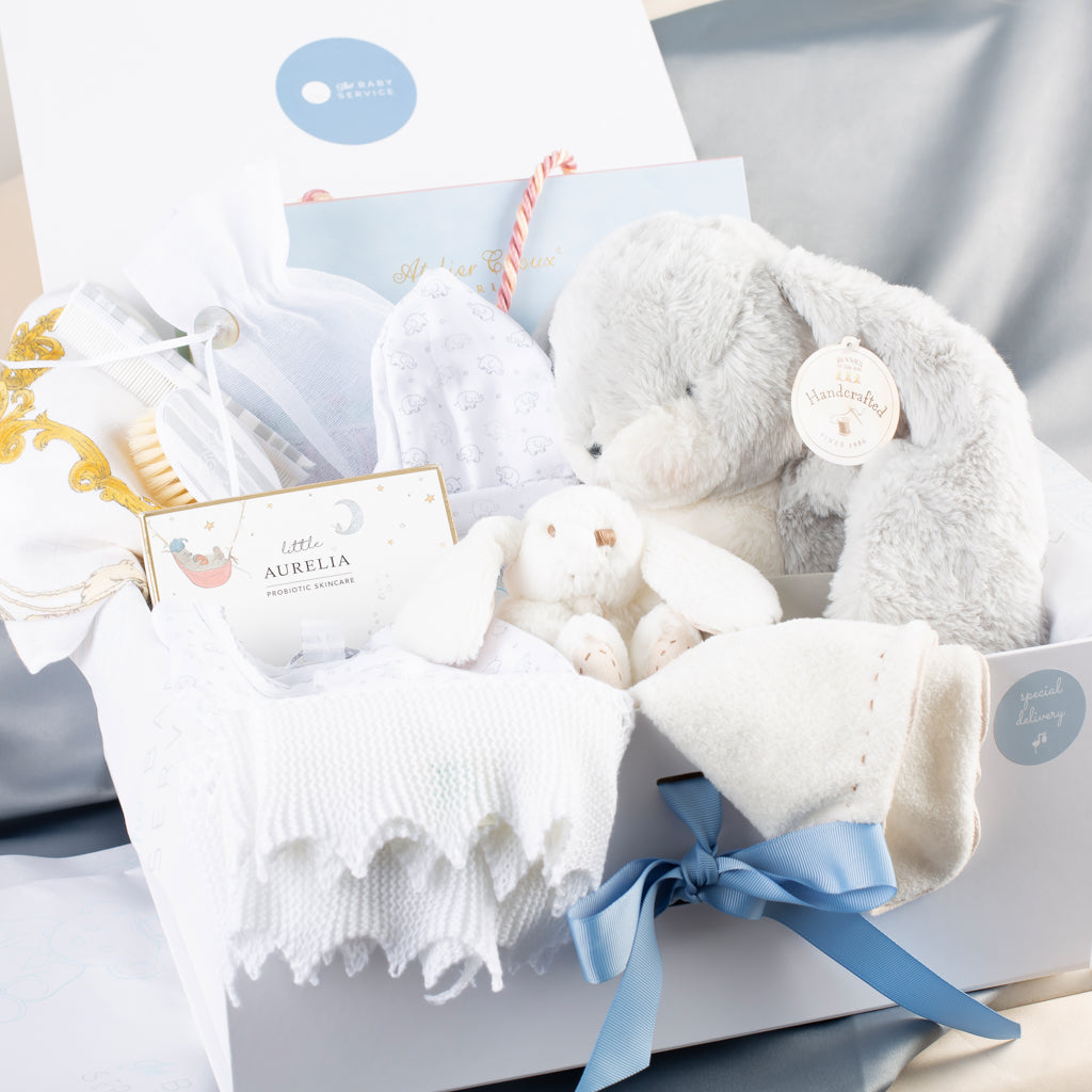 Luxury Baby Gift Box - Hampers - Gift Sets - The Baby Service