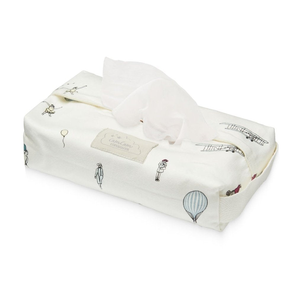 Cam Cam Copenhagen Nursery Wet Wipes Cover - Holiday