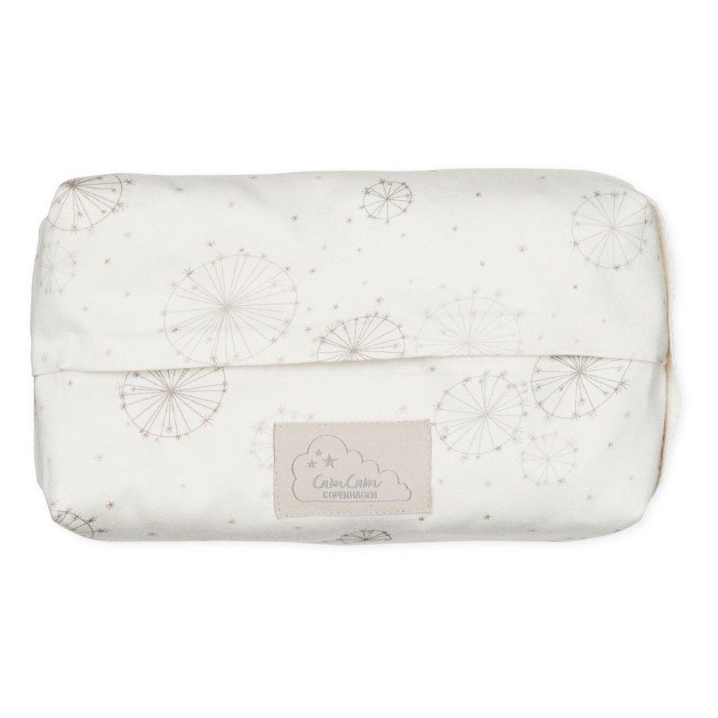 Cam Cam Copenhagen Nursery Wet Wipes Cover - Dandelion Natural