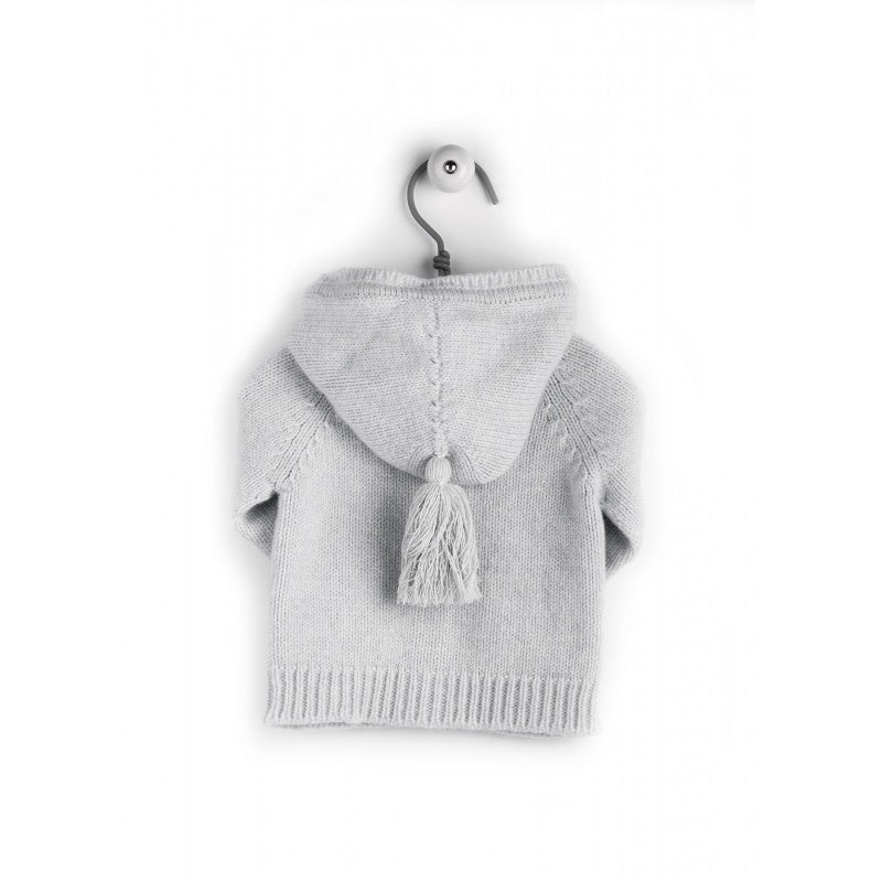 Wedoble - Hooded Cardigan