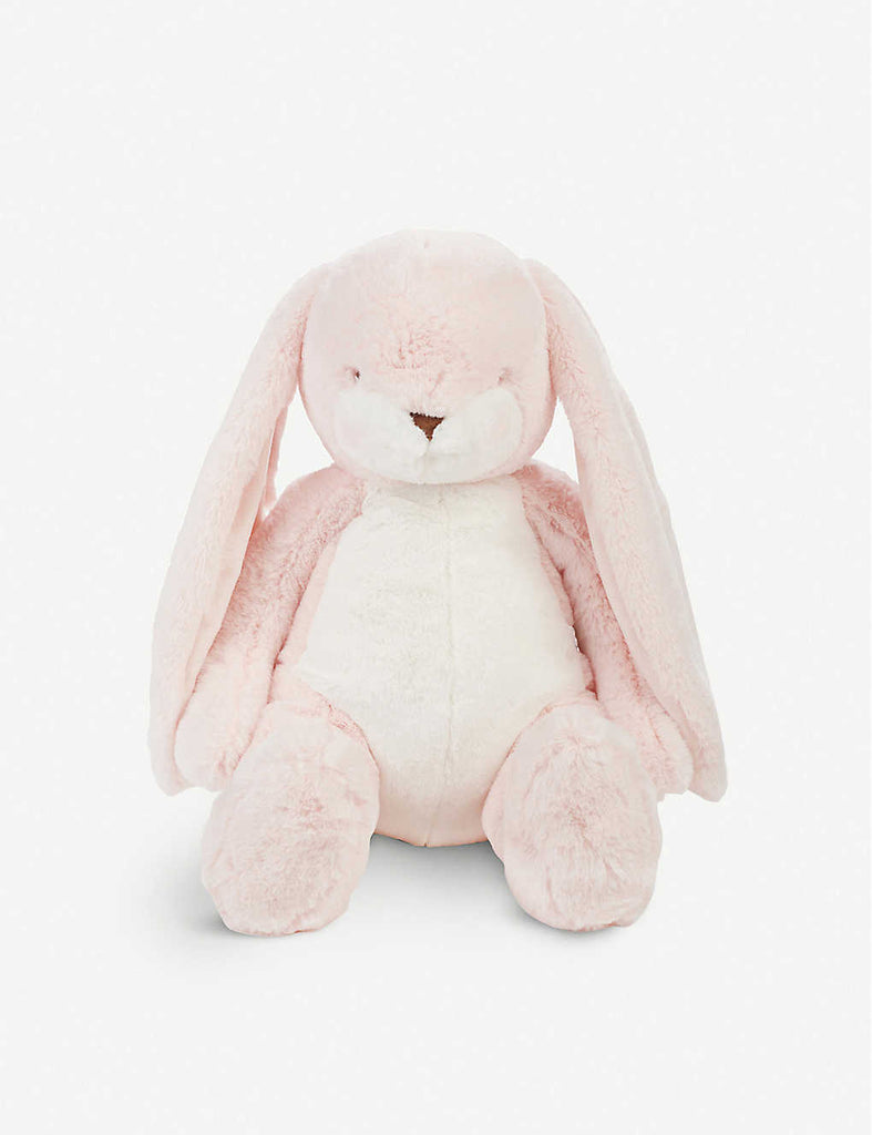 Bunnies By The Bay Big Nibble - Pink - Luxury Soft Toys - The Baby Service