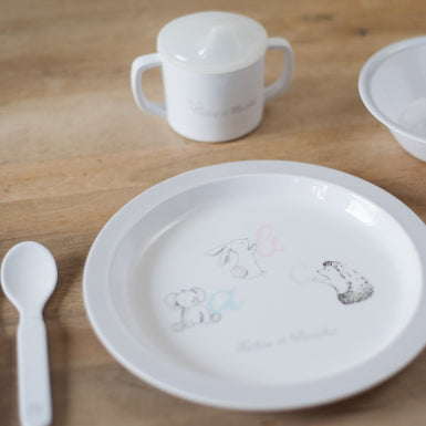 Tartine et Chocolat Table Dinnerware Gift Set