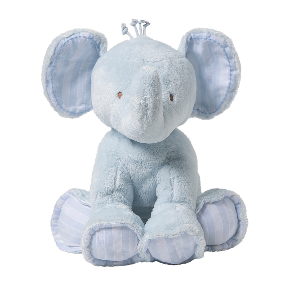 Tartine Et Chocolat - Ferdinand The Elephant in Blue 25cm - The Baby Service