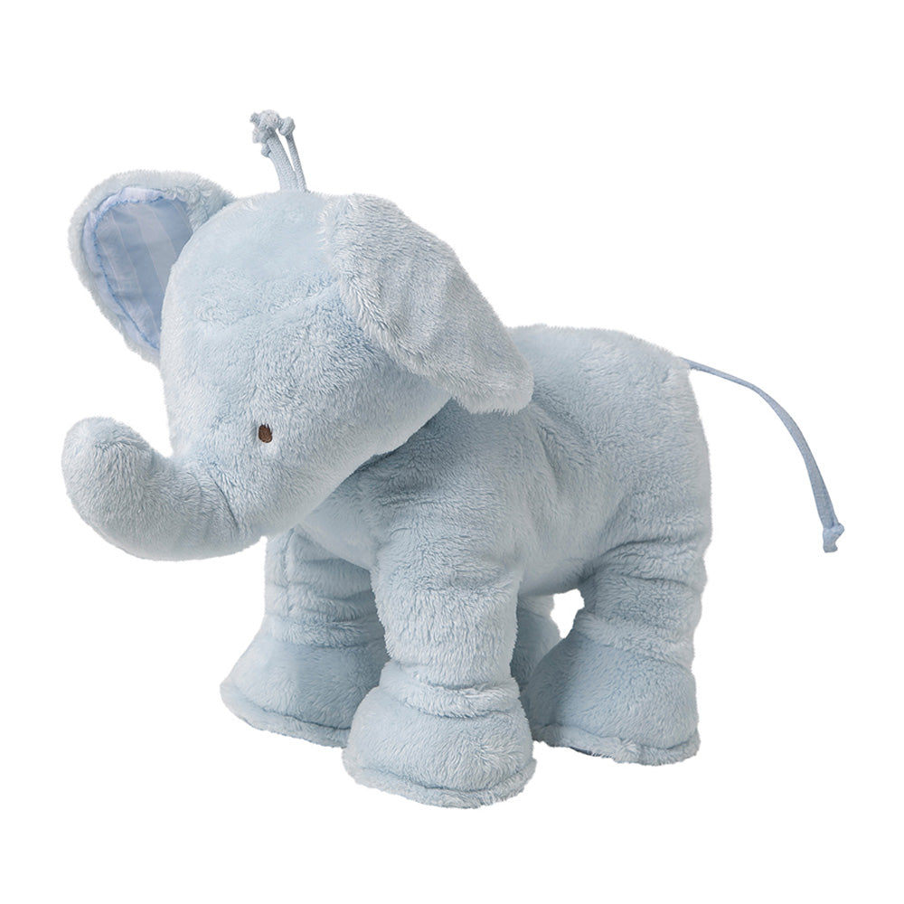 Tartine Et Chocolat - Ferdinand The Elephant in Blue 25cm - Luxury Toys