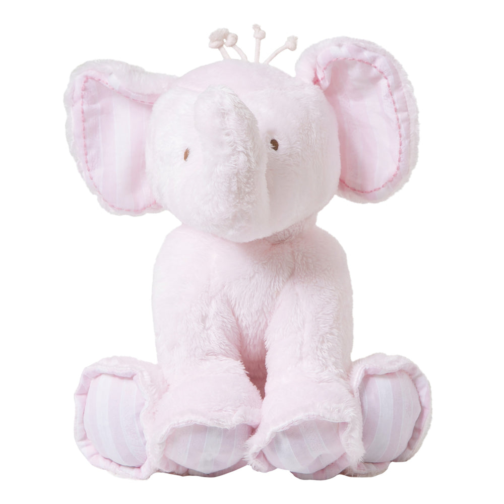 Tartine Et Chocolat - Ferdinand The Elephant in Rose 25cm - The Baby Service