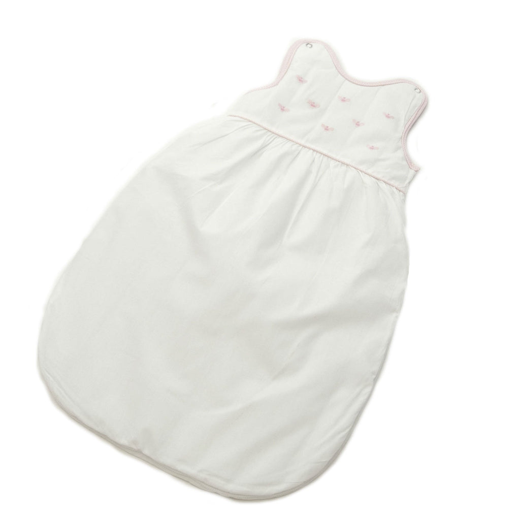 Pink Baby Bee Sleeping Bag