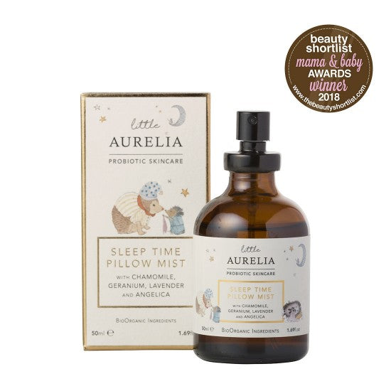 Little Aurelia Sleep Time Pillow Mist, 50ml