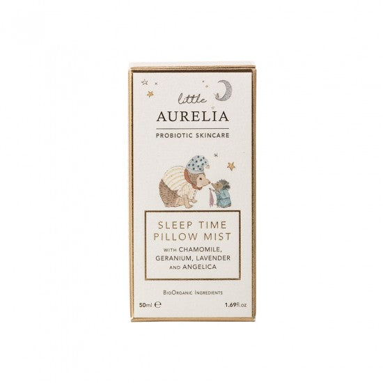 Little Aurelia Sleep Time Pillow Mist, 50ml Boxed