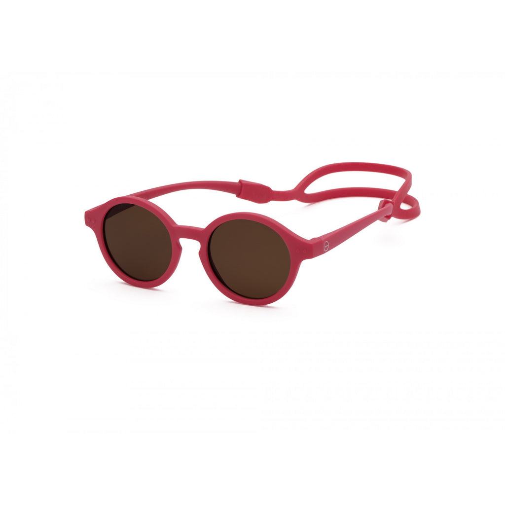 Izipizi SUN KIDS Candy Pink Children's Toddler Sunglasses at The Baby Service